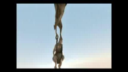 реклама на мляко с неандерталци идиоти