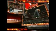Raw - Shawn Michaels Vs. Edge - Street Fight