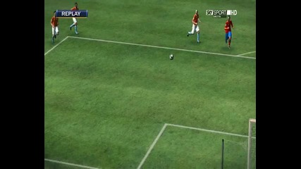 [pes 2010] Spain vs Netherlands