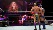 The Lucha House Party vs. Mike Karma & Kraig Keesaman: WWE 205 Live, Nov. 14, 2018