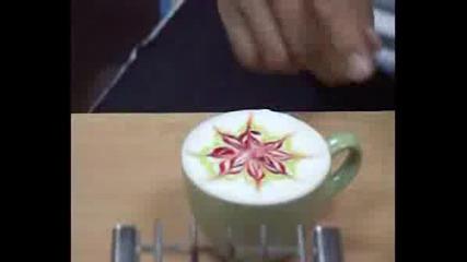 Coffee Art :)