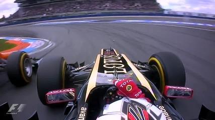 F1 2012 German Grand Prix Official Race Edit H D