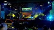 Преслава и Галена - Хайде откажи ме ( 9 - ти годишни музикални награди на Планета Тв )