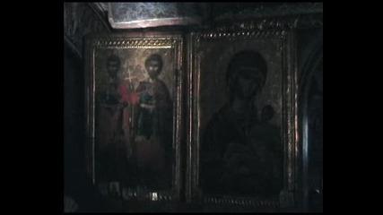 Христос в ракета (иконопис)