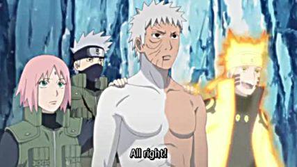 Бг Субс! Naruto Shippuuden 470 - Наруто Шипууден 470 Високо Качество