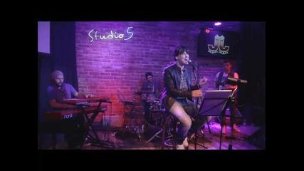Jj - Dai mi znak Live @studio 5