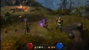 Diablo I I I - Gameplay Trailer Full