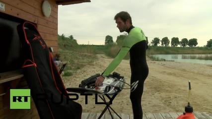 Моторизиран сърфборд