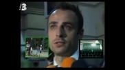 Цялото интервю с Бербатов след мача България - Англия 02.09.2011