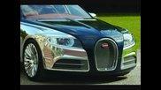 Bugatti Galibier (800 hp) - Вече е Факт !!