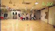 A-jax - Insane - (multi-angle ver.) - choreography practice 300713