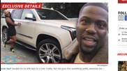 Kevin Hart's Ex-Wife: I Made Peace With His Fiancee Even Before the Escalade