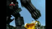 звездни ренджъри операция овърдрайв - епизод 3 - подводният свят - 7 част.