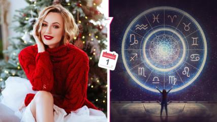 Нови възможности, работа, любов, раздели? Какво е подготвил декември за всяка от 12-е зодии?