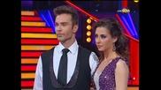 Dancing Stars - Антон и Дорина фокстрот (20.06.2014г.)