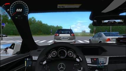 Mercedes-benz E 63 Amg 5.0i V8