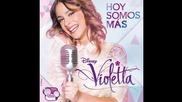 10.on Beat- Album Hoy Somos Mas-violetta 2