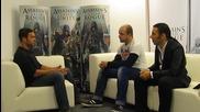 NEXTTV 010: Зад кулисите: Интервю с Момчил Гиндянов от Ubisoft България със Слави и Дидо