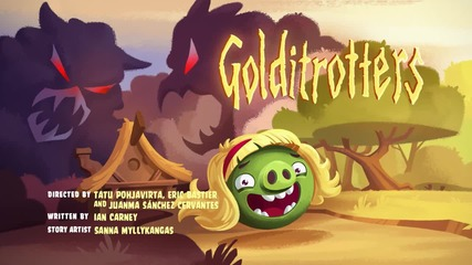 Angry Birds Toons - s03e03 - Golditrotters