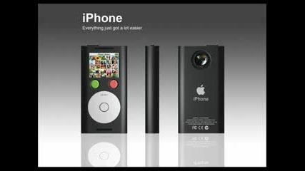 Следващо поколение Ipod хаха
