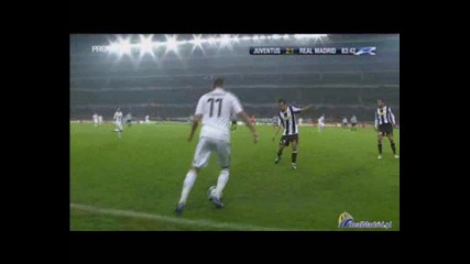 Highlights: Juventus - Real Madrid 2:1