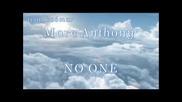 Marc Anthony - No One / превод /