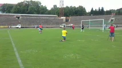 България 1:1 Динамо Букурещ (7:6 след дузпи)