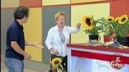 скрита камера-кихащ слънчоглед (смях)