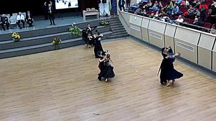 Спортни танци - Купа България, Русе 2019/4
