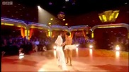 Professional Dance Flavia and Vincents Samba - Strictly Come Dancing - Bbc