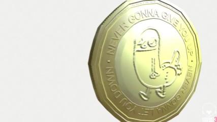 Във Великобритания вече ще плащат с нова монета от 1 паунд