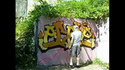 Graffiti Above