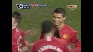 31.01 Манчестър Юнайтед - Евертън 1:0 Гол От Дузпа На Роналдо