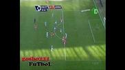 Манчестър Сити 4 : 2 Арсенал 12.09.09