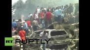 Индонезия: Военен самолет се разбива, над 30 загинали в Медан