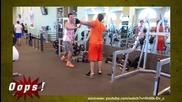 Много забавна скрита камера във фитнеса. Ти, как би реагирал на това???