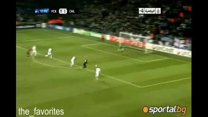Анелка засили Челси към четвъртфинала (fc Copenhagen 0:2 Chelsea)