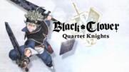 Black Clover Quartet Knights - Asta Character Trailer Ps4 Pc