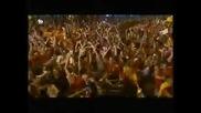 Реакцията на испанските фенове в мадрид след гола на Iniesta