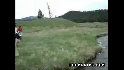 Така е като неможе да скачаш !