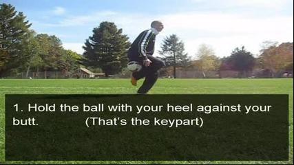 Да научим Freestyle Football ep11