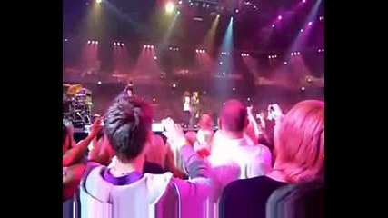 Ashley Tisdale Live on Comet 2009 I Was There