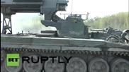 Русия: Министерството на отбраната се включва в борбата с горските пожари
