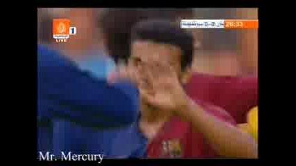 24.07.08 Хибърниан - Барселона 0:6