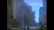 11 September 2001срутване! Кадри!