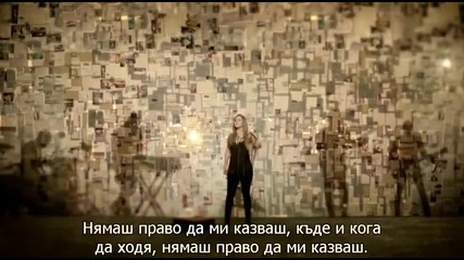 Kelly Clarkson - Mr. Know It All Бг Субс