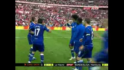 Манчестър Юнайтед - Евертън дузпи за Купата на Англия Бербатов изпуска