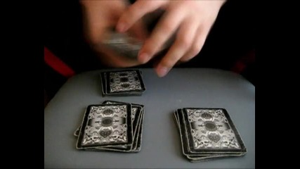 Cool Card Trick By Magician