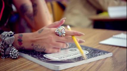 Cher Lloyd - Oath feat. Becky G ( Официално Видео )