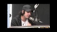 Three Days Grace (interview with Adam Gontier)